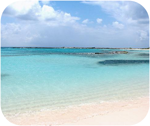 Baby beach strand Aruba