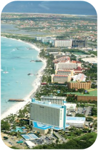 High rise Aruba